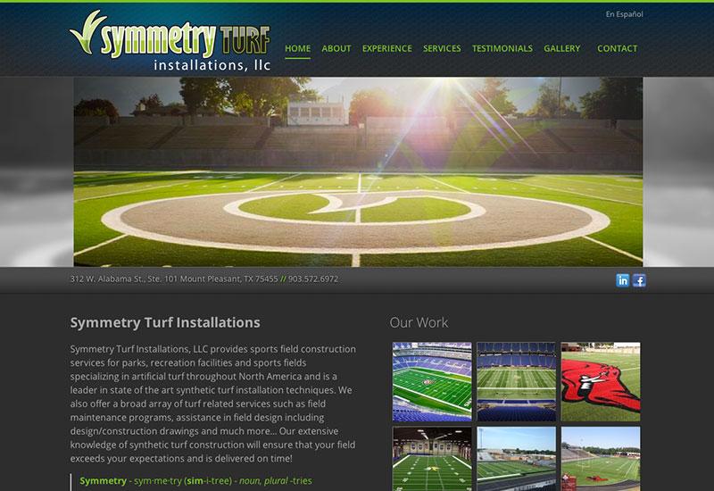 symmetry-website