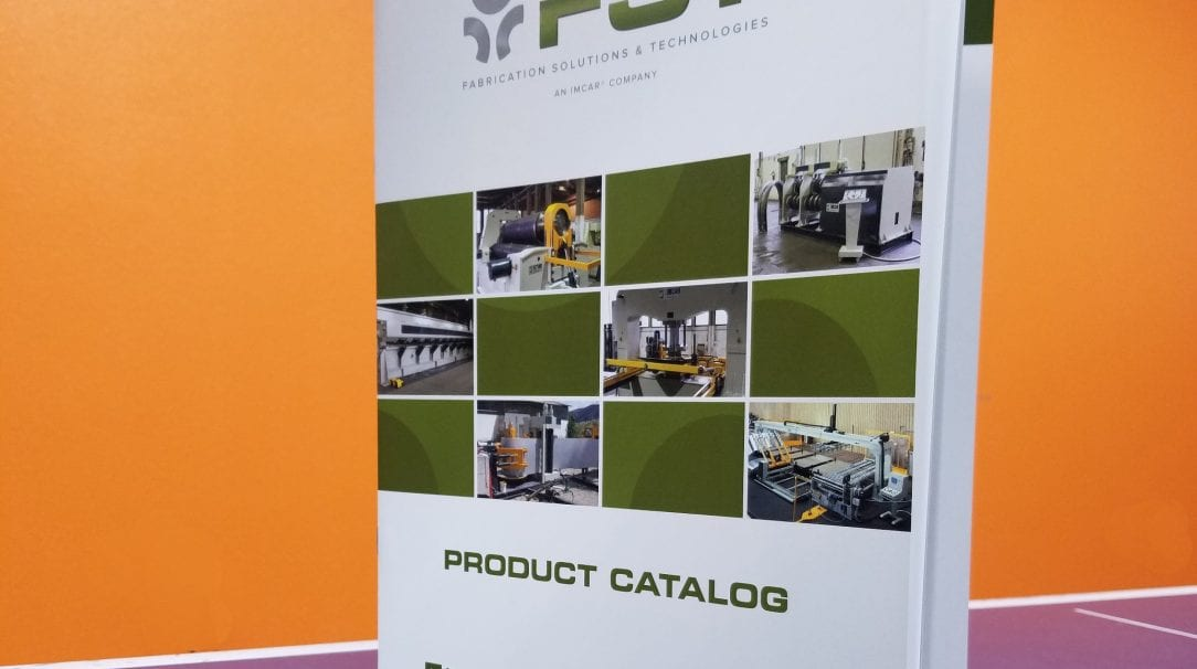 Fabrication Technology Solutions Brochure - Graphic Design - Print - Absolute Technology Solutions - Cover