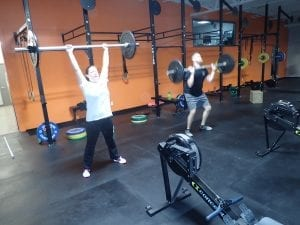 Justin and Malorie CrossFit Absolute Technology Solutions